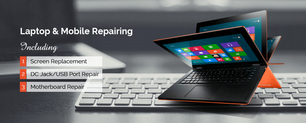 advance chip level laptop repairing course