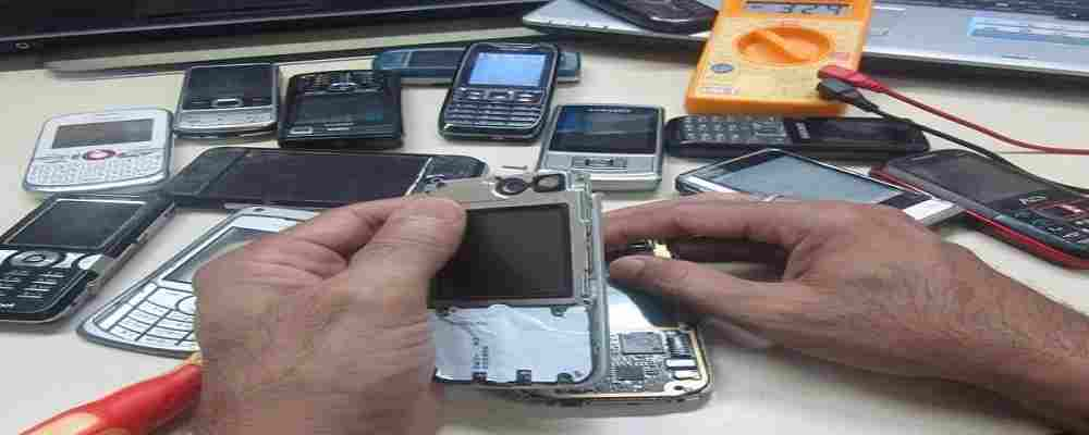 Hardware and Software repairing course of smart mobiles in Chikkamagaluru