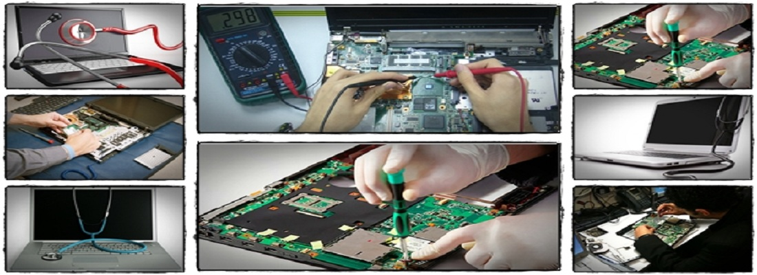 Chip Level Repair Training course for laptops and desktops in Krishna Nagar